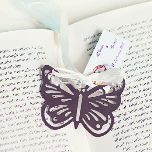 Marturie semn de carte fluture